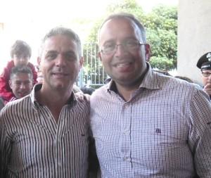 Massimo Cacopardo e Fabio Di Cara